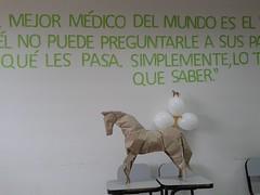 Horse - Hideo Komatsu (javier vivanco origami) Tags: horse hideo komatsu javier vivanco origami ica peru facultad de medicina veterinaria y zootecnia unica universidad san luis gonzaga