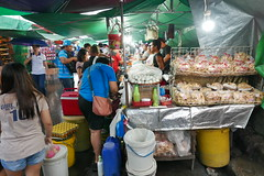the stalls open! (DOLCEVITALUX) Tags: food stores stalls lumixlx100 panasoniclumixlx100 activity people life fruits