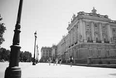 Madrid (stefaniacarenzaph) Tags: espana madrid travel blackandwhite nikond3000 nikonphotographer nikon nikonphotography streetphotography street city places