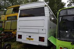 XAZ 2718 (markkirk85) Tags: barway bus buses ely ex l345mku sib3276 plaxton duple 425 lorraine a p travel new bywater rochdale 11994 l345 mku sib 3276 xaz 2718 xaz2718