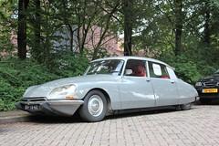 Citroën DSpécial 1973 (09-YB-62) (MilanWH) Tags: citroën dspécial 1973 ds id special 09yb62