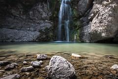 Le cascate del Perino (Silver_63) Tags: perino cascata fall acqua river pioacenza
