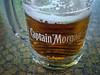 summer pleasures (maximorgana) Tags: froth captainmorgan beer mug elchiringuito roldan summer pleasure