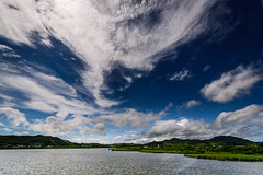 青江湾 #2ーAoe Bay #2 (kurumaebi) Tags: yamaguchi 秋穂 nikon d750 nature landscape 山口市 japan 日本 cloud 雲