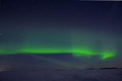 Northern Lights (sqrootof5) Tags: luleå sweden travel travelphotography nikon nikond7100 night northernlights sigmalens sigma1750mm landscape aurora auroraborealis