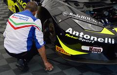 Antonelli Motorsport Lamborghini Huracan Super Trofeo (Y7Photograφ) Tags: antonelli motorsport lamborghini huracan super trofeo blancpain endurance series httt castellet nikon d3200 racing race