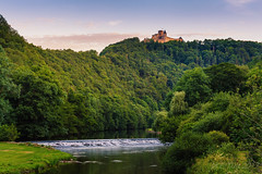 Sauer river @ Luxembourg