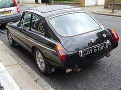 MGBGT (Neil's classics) Tags: vehicle mgbgt