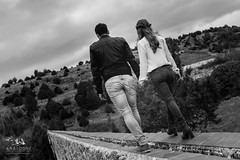 Preboda - Pedraza - Eva y Enrique - Analogue Art Photography - 16 (analogueartphotography) Tags: preboda engagement couple pareja pedraza segovia spain analogue analogueartphotography weddingphotographer