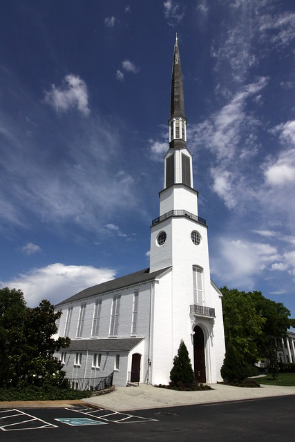 Woodmont Christian Church - Nashville, TN