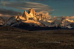Morning Light on Fitzroy (chasingthelight10) Tags: events photography travel landscapes mountains nature sunrise places argentina elchalten mtfitzroy patagonia otherkeywords dawn