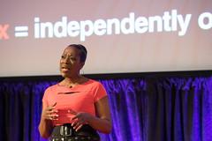 Storyteller Stephanie Summerville (TEDxTysons) Tags: stephaniesummerville storyteller moth race proximity compassion understanding empathy klan tedx tedxtysons