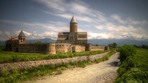 alaverdi cathedral georgia