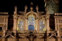 Santa Maria Maggiore at Night