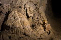 Indianbo Jones & les Arêtes de Poisson (noukorama) Tags: danbo adp arêtesdepoisson souterrain underground urban exploration urbex