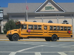 First Student #350 (ThoseGuys119) Tags: firststudentinc schoolbus wallkillny valleycentralschools ic ce200