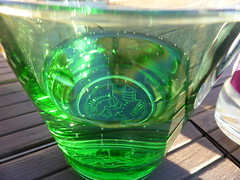 """Go Green""   P1020417 (amalia_mar) Tags: green glass drink smileonsaturday gogreen"