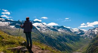 Zillertal_071  Wandern in Zillertaler Alpen