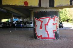 UF97 (Jürgo) Tags: streetart streetartffm streetartfrankfurt frankfurt ffm graffiti deutschland germany urbanart ultras ultrasfrankfurt sge uf97 uf