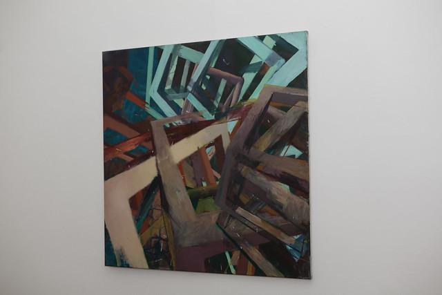 Rochade, Galerie Heufelder, München