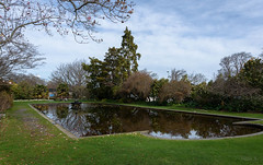 Early Spring (Jocey K) Tags: southisland newzealand nikond750 christchurch monavale pond trees reflections gardens sky