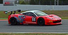Ferrari 458 Italia GT3 / Leon Price / Dragon  Racing (Renzopaso) Tags: ferrari 458 italia gt3 leon price dragon racing ferrari458italiagt3 leonprice dragonracing ferrari458italia race motor motorsport photo picture blancpain gt series 2016 circuit barcelona blancpaingtseries2016 blancpaingtseries gtseries circuitdebarcelona