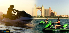Hour Jet Ski Adventure jumeirah beach (ritikajain2) Tags: jumeirah beach tour travel dubai uae adventure activities