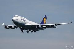 Lufthansa --- Boeing 747-400 --- D-ABVU (Drinu C) Tags: adrianciliaphotography sony dsc rx10iii rx10 mk3 fra eddf plane aircraft aviation lufthansa boeing 747400 dabvu 747