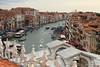 Venezia Canal Grande (maurizio.merico) Tags: venezia ohhh veneto italy canal grande rialto gondole view ship laguna venedig