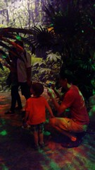 """Paul and Daddy Look at Dinosaurs at the Field Museum • <a style=""""font-size:0.8em;"""" href=""""http://www.flickr.com/photos/109120354@N07/34888918903/"""" target=""""_blank"""">View on Flickr</a>"""