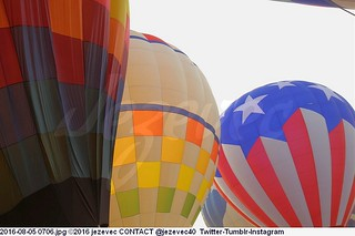 2016-08-05 0706 2016 Indiana State Fair Hot Air Balloons