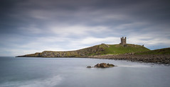 Dunstanburgh Castle (the CAMera of ian CAMpbell; simple) Tags: dunstanburgh castle long exposure lee filters camcam