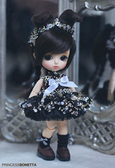 Lati Yellow Hongkong Limited ver. Alice - Nana in PrincessBonetta (PruchanunR.) Tags: lati yellow hongkong limited ver alice nana princessbonetta