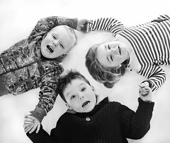 Fun Lovin Cousins.. (Imagine8 Photography) Tags: imagine8photography people groupshot cousins friends happy fun studio irvine ayrshire scotland monochrome blackwhite