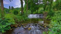 Waterfall Jausse belgium (YᗩSᗰIᘉᗴ HᗴᘉS +6 500 000 thx❀) Tags: waterfall cascade eau water river hensyasmine nature belgium belgique wallonie europa