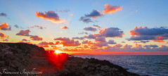 Clouds in the Sky (Francesco Impellizzeri) Tags: trapani sicilia sunset clouds