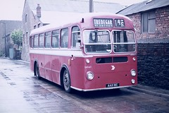 U4563. AAX 18C: Red & White (chucklebuster) Tags: aax18c red white bristol mx6g ecw