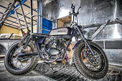 IMG_6665 (Andrey Acorbusie) Tags: acorbusie acorbusiedigtography motorcycle transportation honda japstyle fourstroke modification