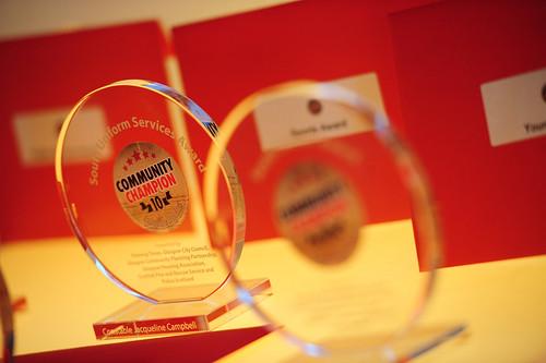 2017 Community Champion Awards Glasgow South -JS. Photo by Jamie Simpson