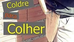 Pedreiro inventa suporte para Colher (portalminas) Tags: pedreiro inventa suporte para colher