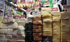 Queso en Peru (sacipere) Tags: lima peru market mercado markt cheese