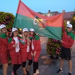 Latvijas Jaunatnes olimpiādes 2017 apbalvošana, Cēsis, 9.jūlijs, 2017