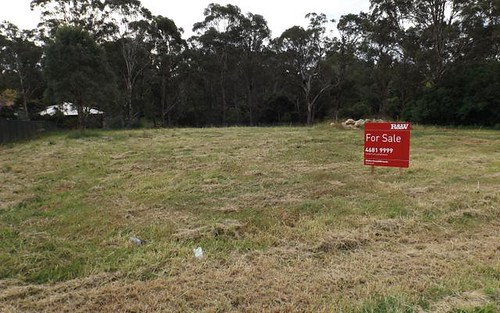 Lot 3191, Kurrajong Cresent, Tahmoor NSW
