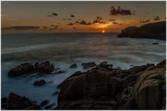 Prioriño (Neli Martin) Tags: caboprioriño ferrol coruña ferrolterra anochecer sol puesta sun sunset spain galicia nelimartin