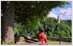 Relaxen auf Helfenstein (Don111 Spangemacher) Tags: geislingen schwäbischealb burg himmel sommer landschaft park badenwürttemberg