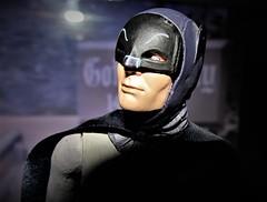 R.I.P. Adam West (Toyz in the attic) Tags: adamwest batman neca 1966 rip