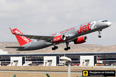 Boeing B757 Jet2 Menorca G-LSAB (Ana & Juan) Tags: airplane airplanes aircraft airport aviation aviones aviación boeing 757 b757 jet2 takeoff departure alicante alc leal spotting spotters spotter planes canon closeup