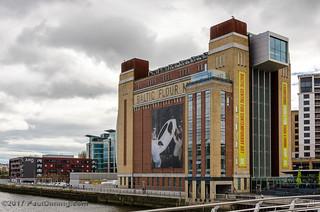 Baltic Centre for Contemporary Art - Gateshead, England, UK