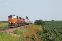 BNSF 6642 (CC 8039) Tags: bnsf trains es44ac ac44cw c449w milledgeville illinois