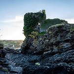 Scotland - Knock Castle thumbnail
